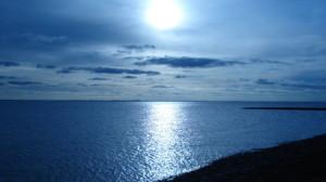 Die Nordsee bei Eckwarderhörne