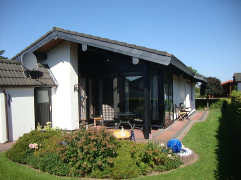 Garten Ferienhaus